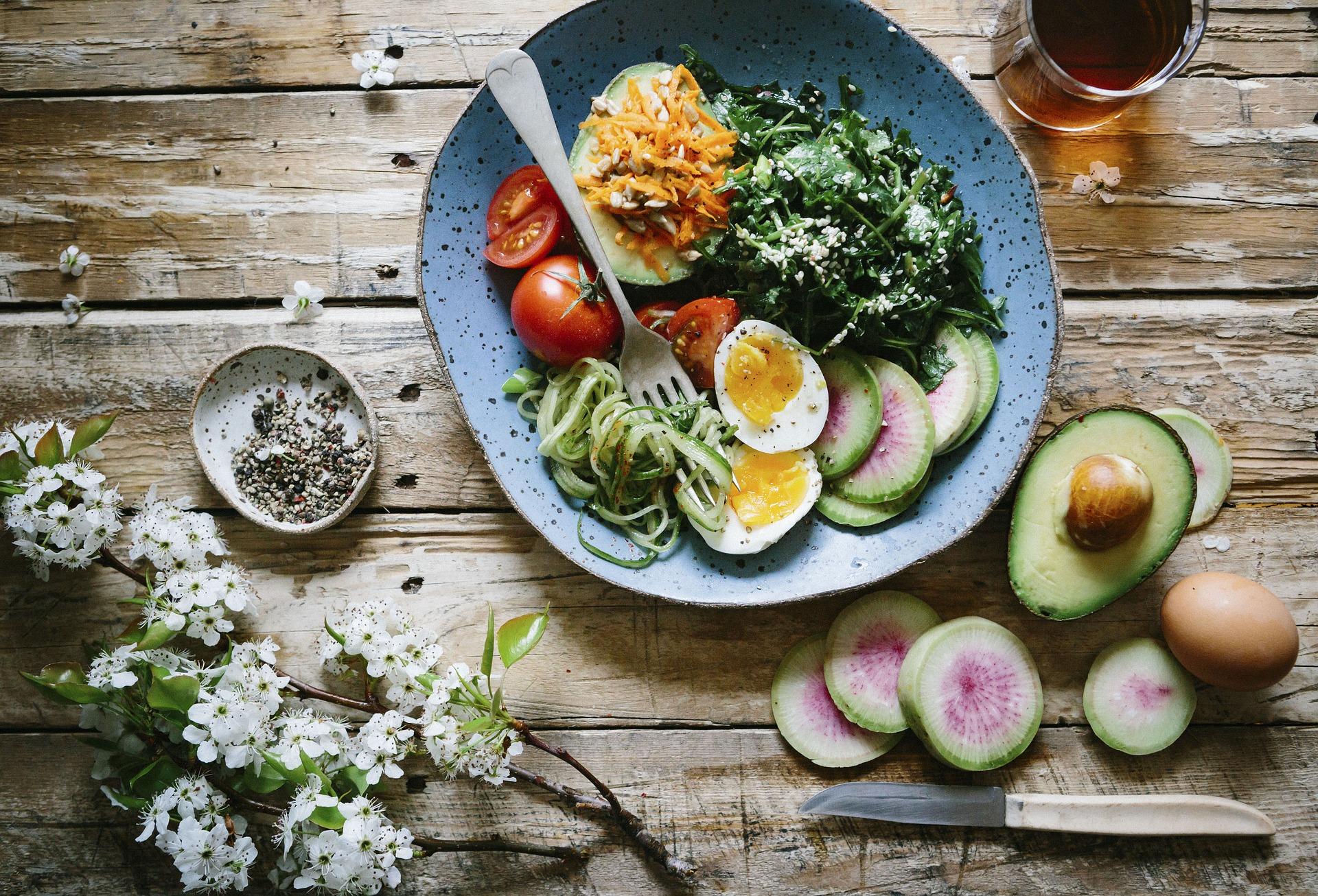 Keto Vegetarian Diet Plan | for Optimal Gut Health!